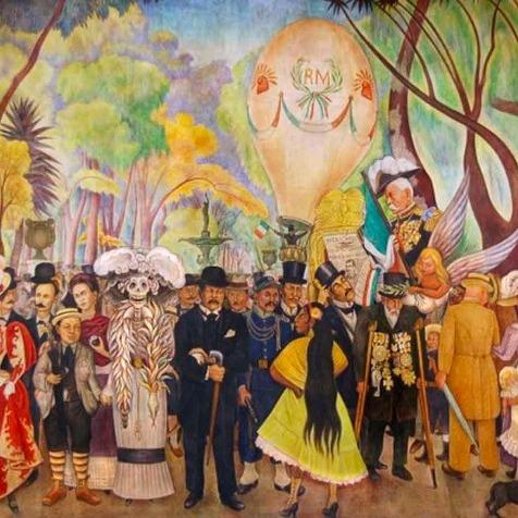 Museo Mural Diego Rivera Inba Instituto Nacional De Bellas Artes