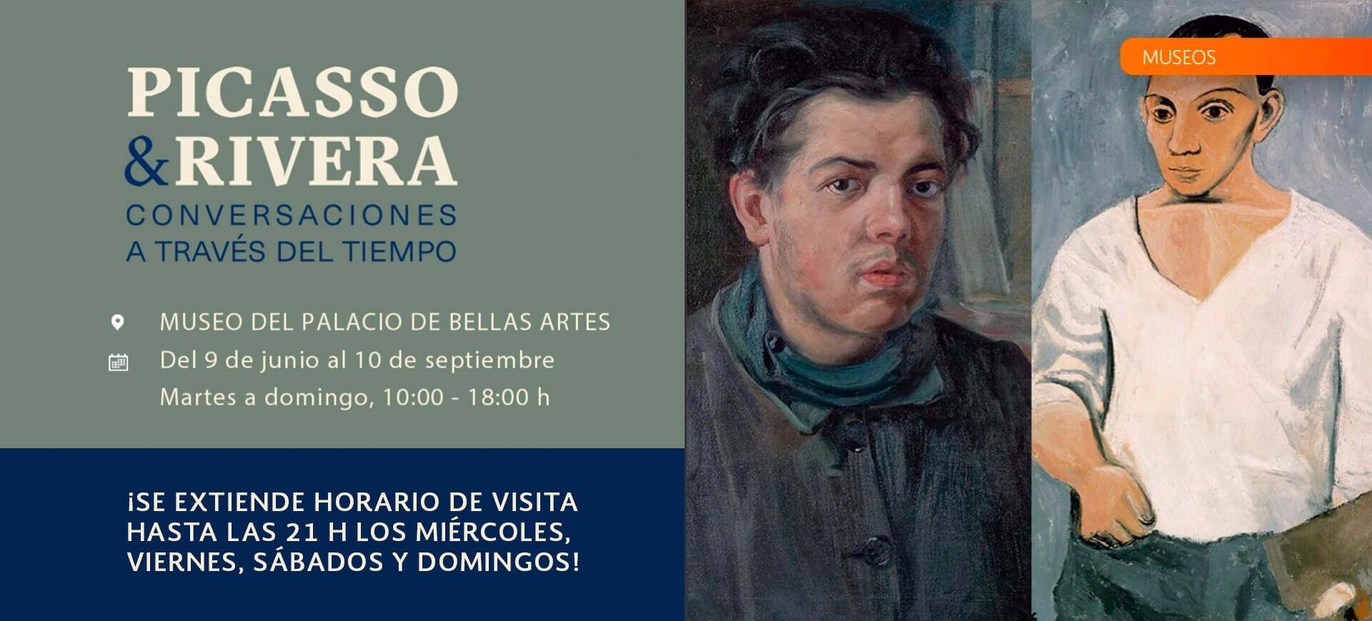 Picasso & Rivera