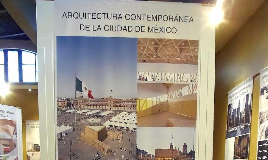 El museo nacional de arquitectura expondr lo mejor en la for Materias de la carrera arquitectura